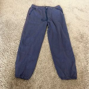 Anthropologie joggers size small